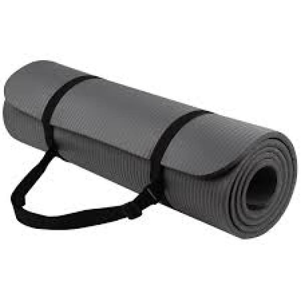 Saltea yoga gri TECHFIT EXERCISE MAT