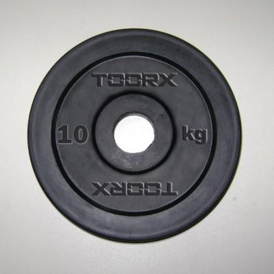 Disc fonta cauciucata TOORX 10 Kg