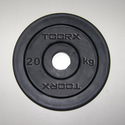 Disc fonta cauciucata TOORX 20 Kg