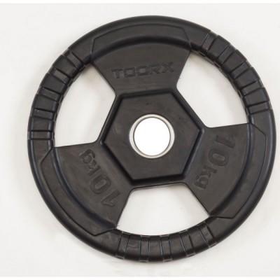 DISC OLIMPIC TOORX 10 KG DIAMETRU 50 MM