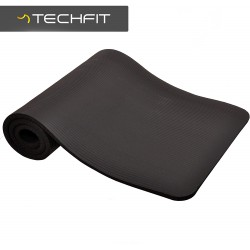 Saltea Yoga neagra TECHFIT EXERCISE MAT