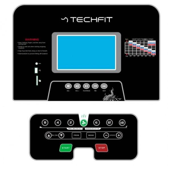 Banda de alergare  TECHFIT MT200