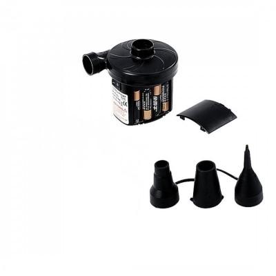 Pompa electrica pentru saltea Jilong, Trei adaptoare RESIGILAT
