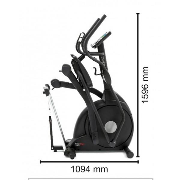 Bicicleta eliptica pliabila TOORX ERX-700