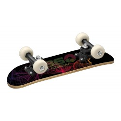 "Mini skateboard 17"" (43 cm) copii LA Sports"