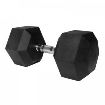 Gantera Hexagonala TOORX, 17.5 kg