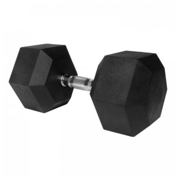 Gantera Hexagonala TOORX 22,5 kg