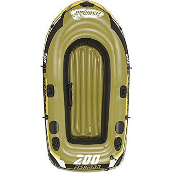 Barca gonflabila 200 Jilong Fishman
