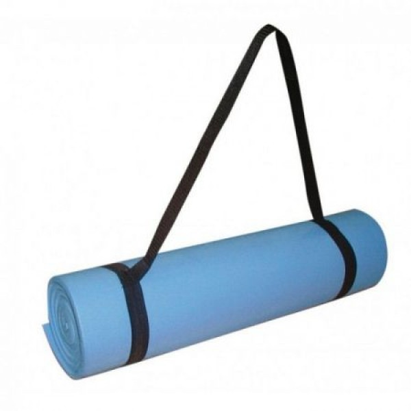 Saltea Fitness Yoga Pillates TOORX Roll-up Albastru