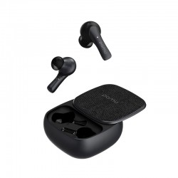 Casti audio TWS Bluetooth PAMU Slide T6W, Negru